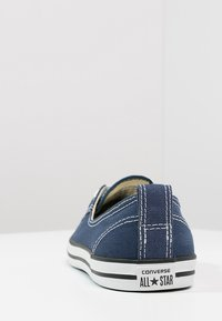 Converse - CHUCK TAYLOR ALL STAR BALLET - Trainers - navy - 3