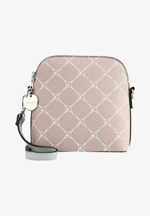 ANASTASIA CLASSIC - Taška spříčným popruhem - light pink