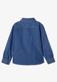 Name it - Overhemd - dark blue denim - 1