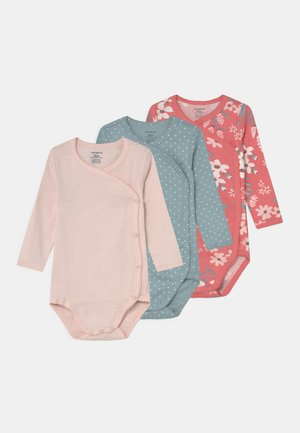 3 PACK - Body - pink/mint