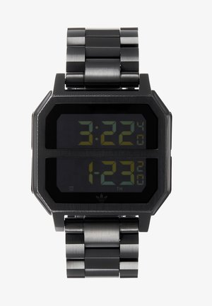 ARCHIVE MR2 - Digital watch - all black