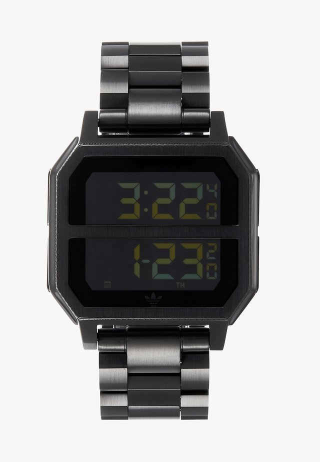 ARCHIVE MR2 - Digitaal horloge - all black