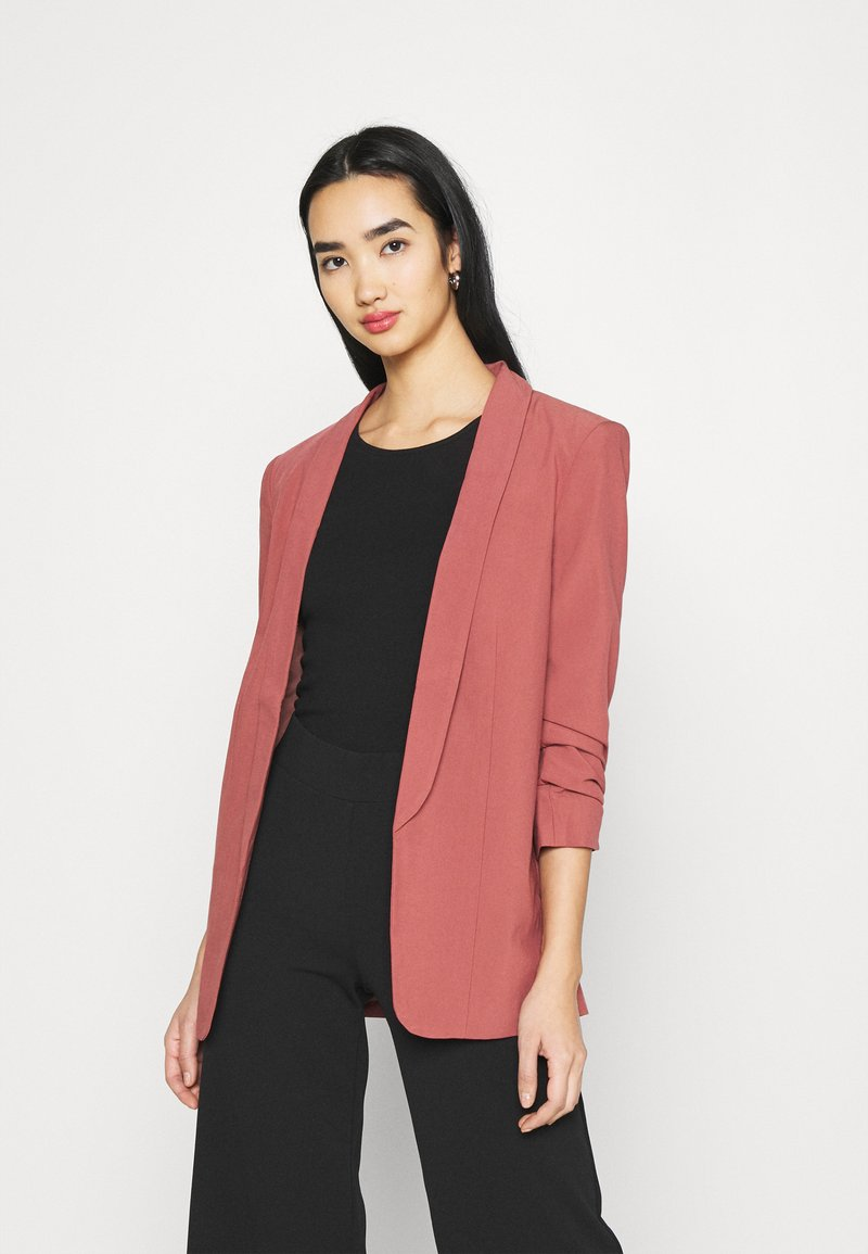 Pieces - PCBOSS BLAZER - Blazer - apple butter