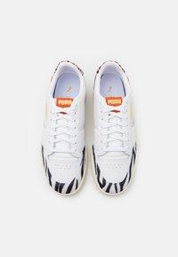 Puma - RALPH SAMPSON MC W.CATS UNISEX - Trainers - white/black/whisper white - 3