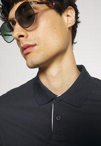 Tommy Hilfiger - CONTRAST PLACKET SLIM  - Polo shirt - desert sky - 4