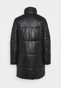 Oakwood - BERRY - Winter coat - black - 2