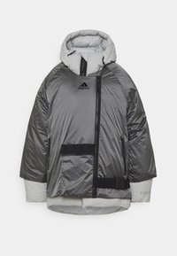 adidas Performance - URBAN COLD RDY OUTDOOR JACKET 2 IN 1 - Down jacket - grey - 7