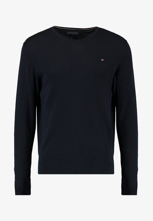 V-NECK  - Jumper - sky captain