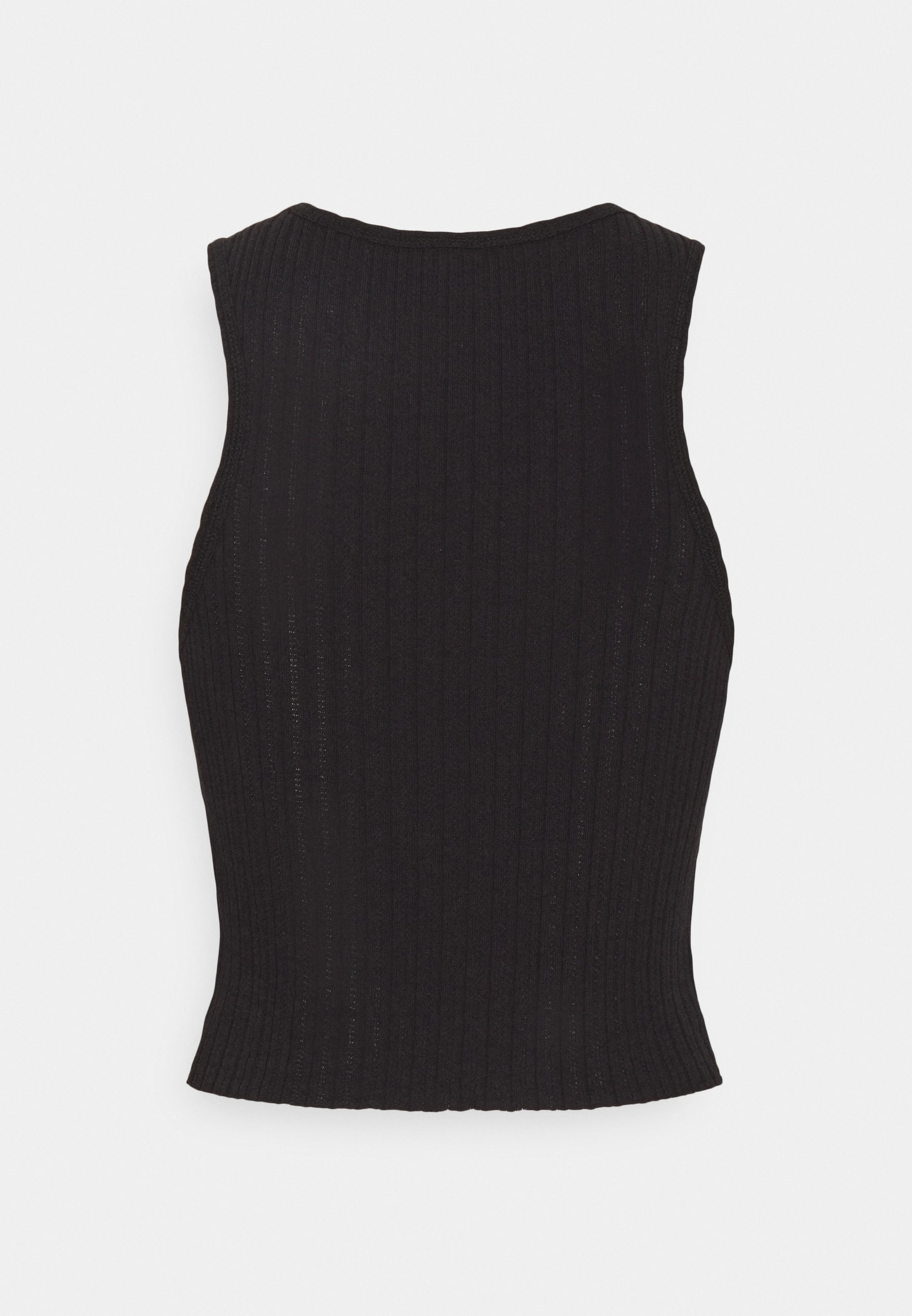 Bdg Urban Outfitters High Tank - Topper Black/svart