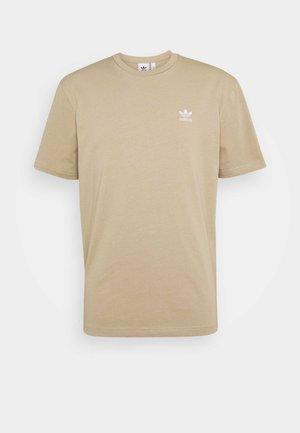 TREFOIL TEE - T-shirt med print - trakha/white
