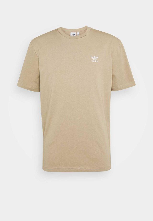 TREFOIL TEE - T-shirts med print - trakha/white