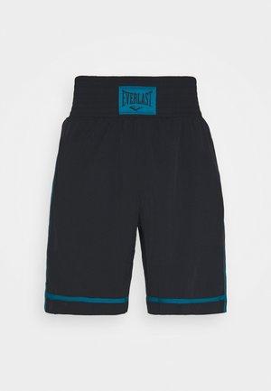 CROSS - Sportovní kraťasy - black/blue