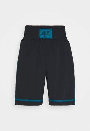 CROSS - Sports shorts - black/blue