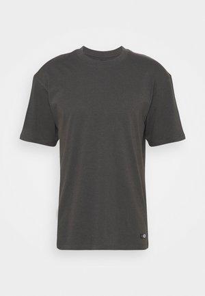 OVERSIZE PLAIN SYNERGY - T-shirt basic - ebony
