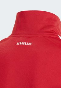 adidas Performance - TIRO TRACKSUIT - Tracksuit - red - 9