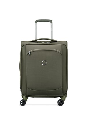 MONTMARTRE AIR 2.0 4-ROLLEN KABINENTROLLEY 55 CM - Wheeled suitcase - army