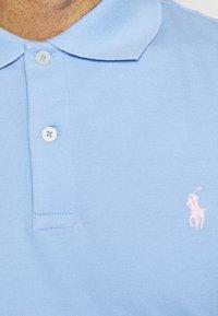 Polo Ralph Lauren Golf - SHORT SLEEVE - Polo shirt - blue lagoon - 4