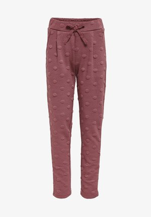 Tracksuit bottoms - wild ginger