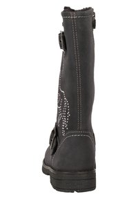 Lurchi - Winter boots - charcoal - 3