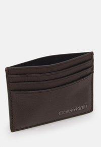 Calvin Klein - CARDHOLDER UNISEX - Wallet - brown - 2