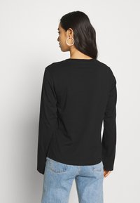 Weekday - ALANIS 2 PACK - Long sleeved top - black/white - 3