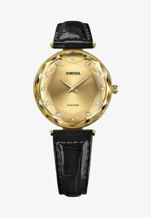 Horloge - schwarz/gold