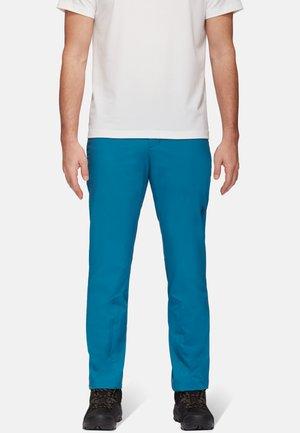 RUNBOLD LIGHT - Długie spodnie trekkingowe - blue