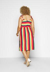 City Chic - GELATO STRIPE - Day dress - multi coloured - 2