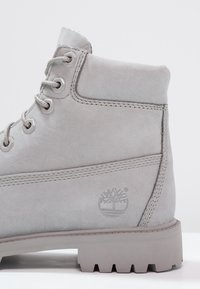 Timberland - Lace-up ankle boots - grey - 5