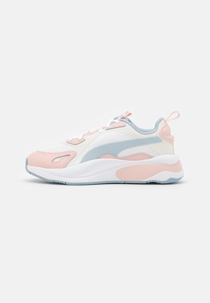 RS-CURVE SOFT  - Sneakers laag - white/lotus