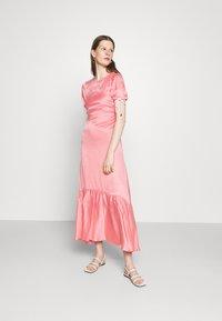 HUGO - KASEA - Maxi dress - bright pink - 1