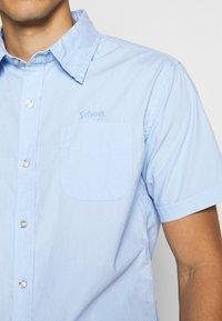 Schott - Shirt - sky blue - 5