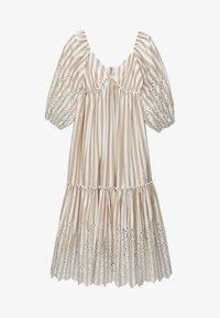 Uterqüe - Maxi dress - multi coloured - 5