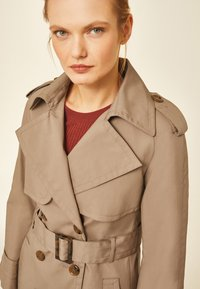 IVY & OAK - IVY & OAK - Trenchcoat - dark toffee - 7