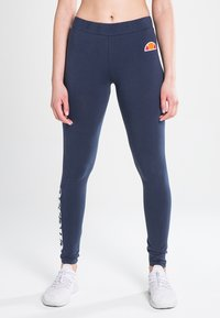 Ellesse - SOLOS - Leggings - dress blues - 0