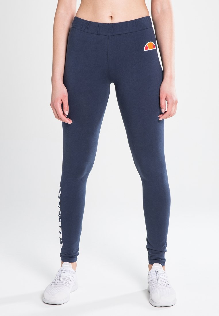 Ellesse - SOLOS - Leggings - dress blues