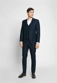 Ben Sherman Tailoring - CHECK SUIT - Suit - blue - 1