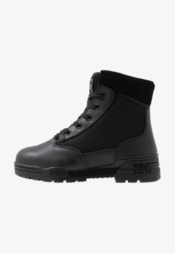MAGNUM CLASSIC MID - Hiking shoes - black
