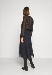 Saint Tropez - CORAL SKIRT - A-line skirt - black - 2