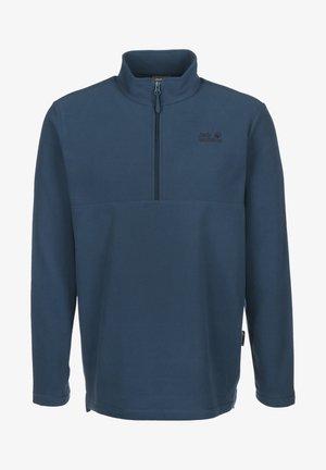Fleece jumper - dark blue