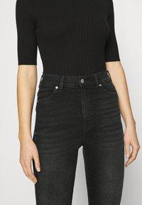 Dr.Denim - MOXY - Jeans Skinny Fit - black mist - 3