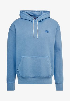 AUTHENTIC HOODIE - Huppari - blue
