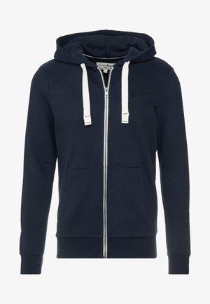 CUTLINE  - Zip-up hoodie - sky captain blue