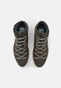 Roxy - SPENCIR - Lace-up ankle boots - olive - 5