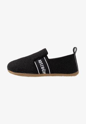 T-MODELL UNISEX - Slippers - schwarz