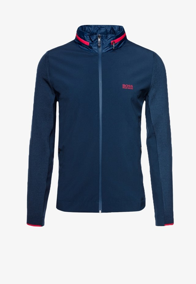 ZYBROD - Training jacket - blue