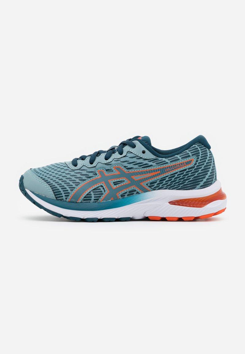 ASICS - GEL-CUMULUS 22 UNISEX - Zapatillas de running neutras - light steel/magnetic blue