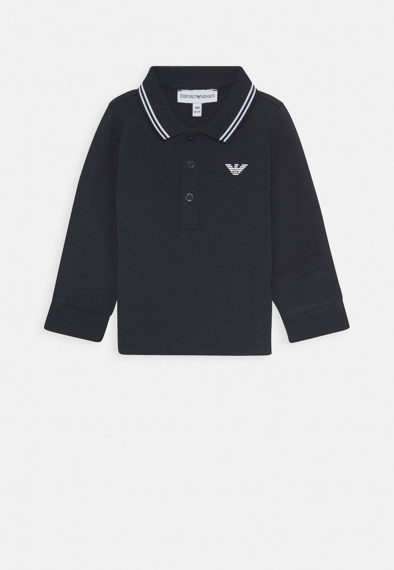 Emporio Armani - BABY UNISEX - Polo shirt - dark blue