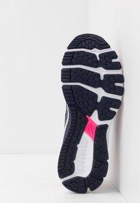 ASICS - Stabilty running shoes - peacoat/black - 4