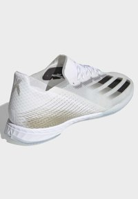 adidas Performance - X GHOSTED.1 INDOOR BOOTS - Scarpe da calcetto - white - 5